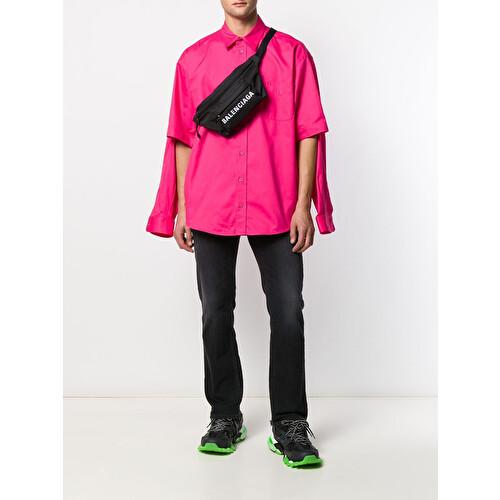 Camicia con doppia manica