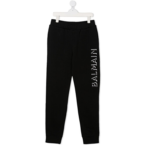 Logo-print slim-fit track pants