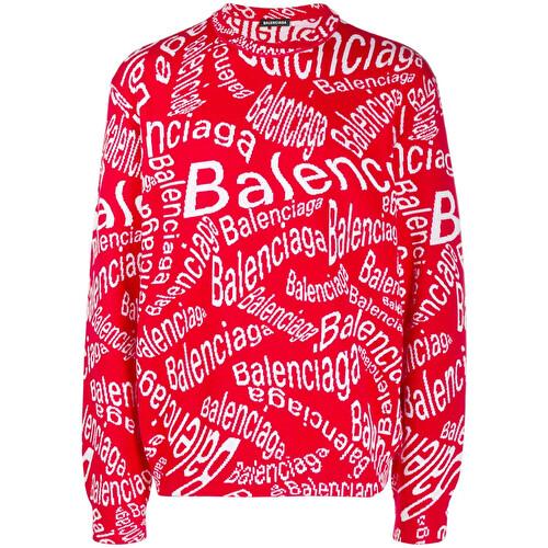 Maglione con logo