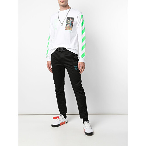 Jeans con cintura
