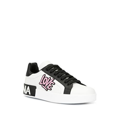 Sneakers con logo