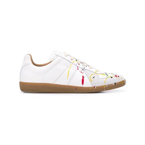 Sneakers 'Replica Paint'