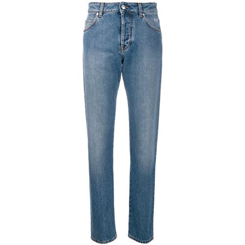 Jeans taglio dritto