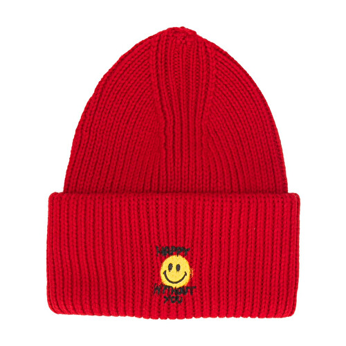 'Happy Without You' beanie