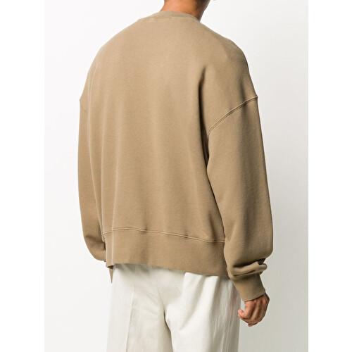 'Croco' print sweatshirt