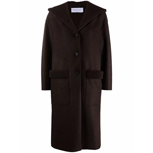 Cappotto con cappuccio