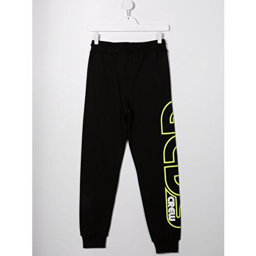 Pantalone sportivo con logo