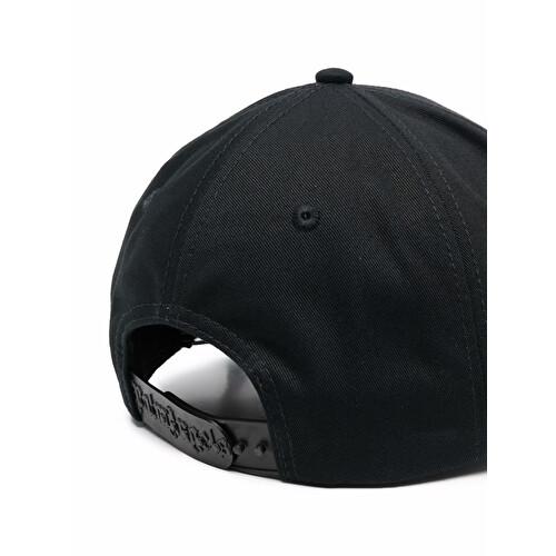 Cappellino con logo ricamato