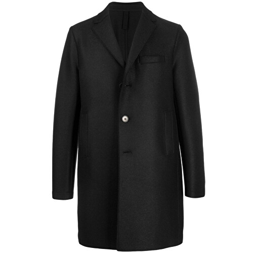 Cappotto midi monopetto