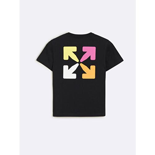 T-shirt con stampan grafica