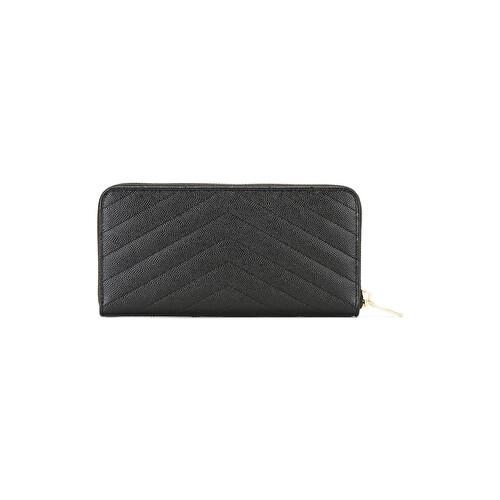 Monogram continental wallet