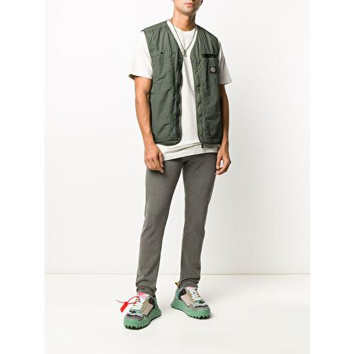 'Diag' skinny-fit jeans