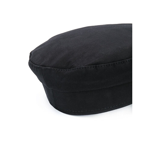 Cappello stile marinaro con ricamo